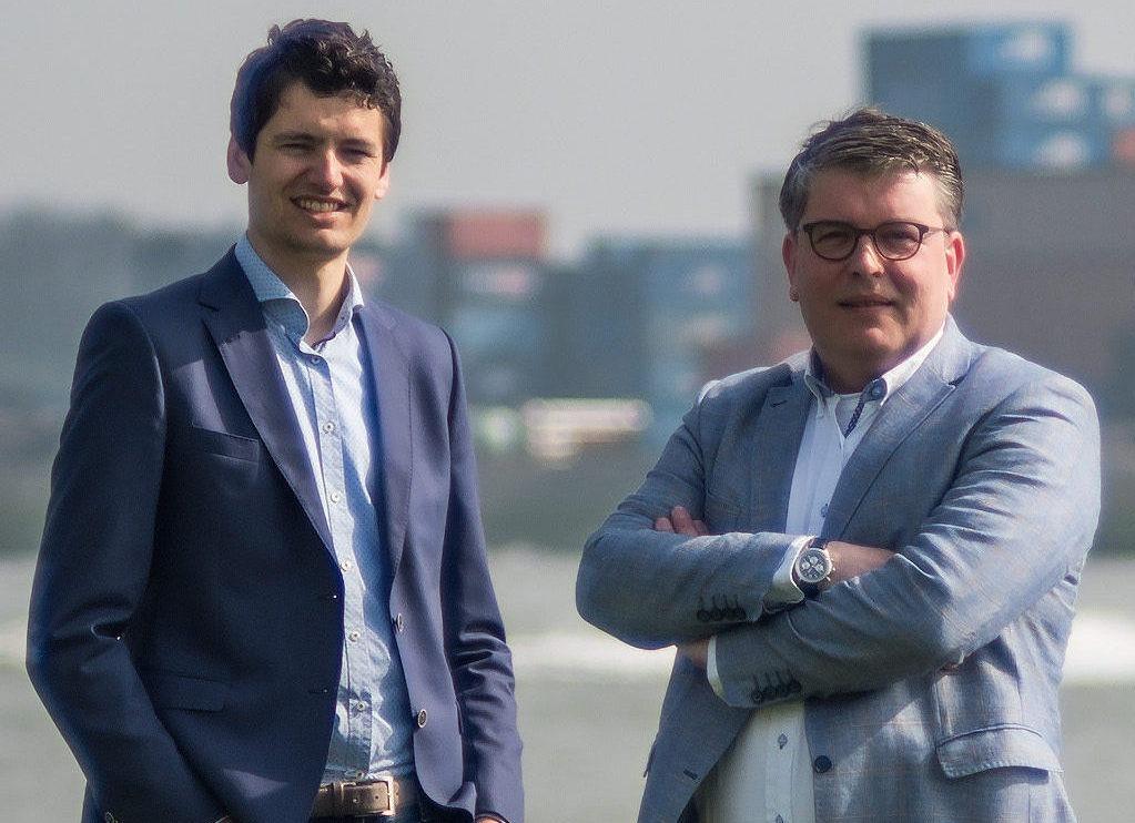 Pieter-Jan Lukas and Peter de Looze